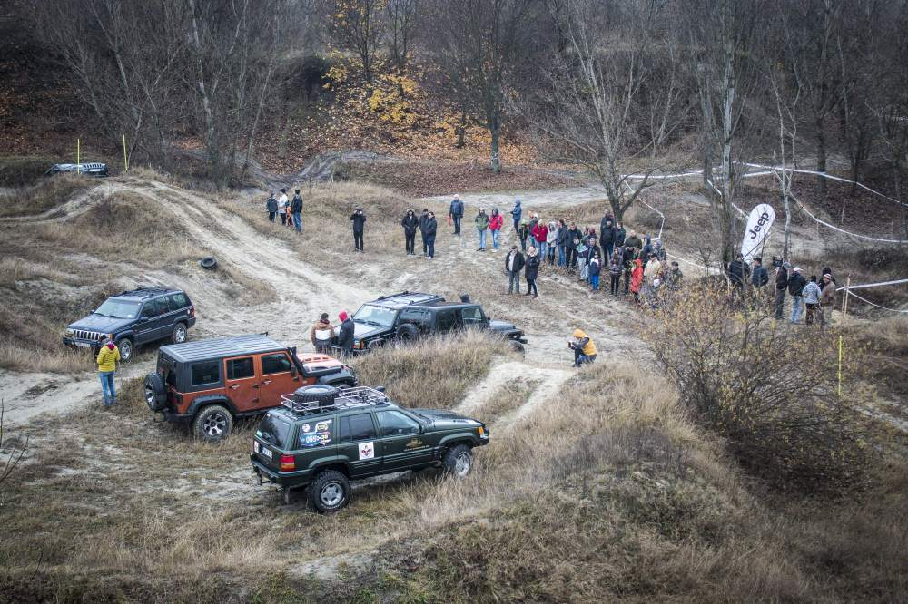 Jeep Owners Club Hungary Évzáró 2018 Tököl