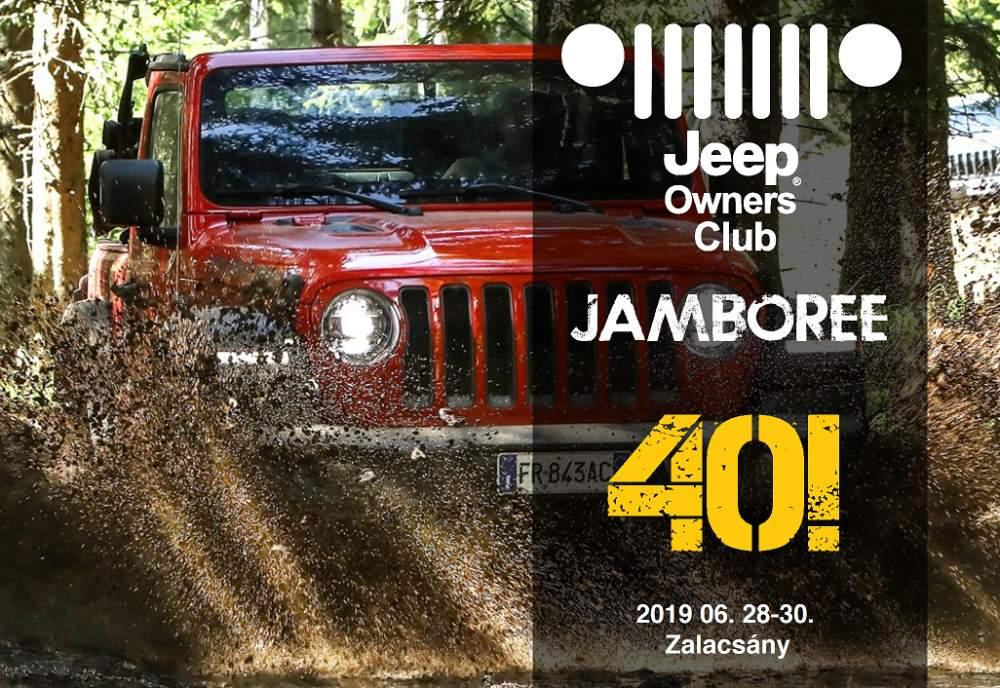 Jamboree 40!