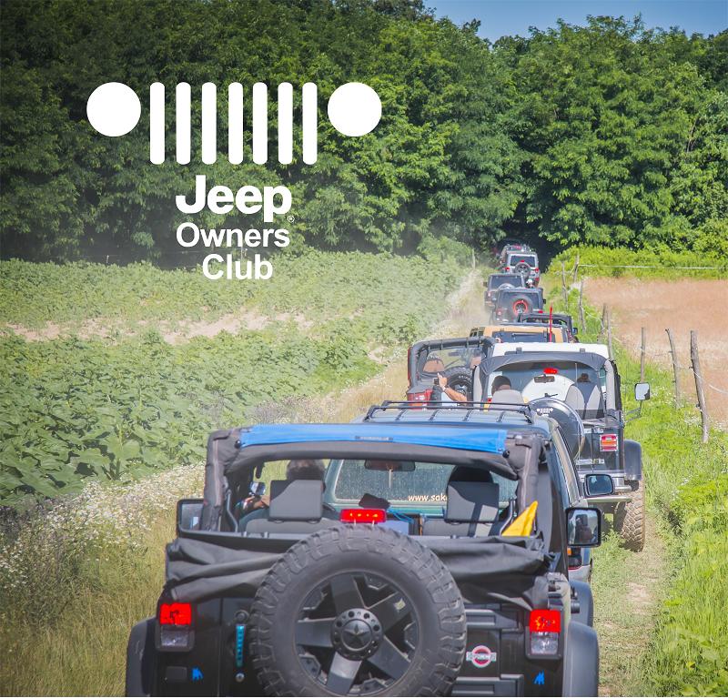 Jeep Village a Nemzetközi Amerikai Autó Fesztiválon Komáromban