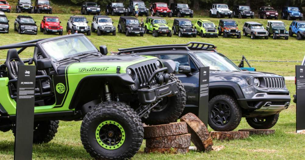 Hamarosan Easter Jeep Safari!