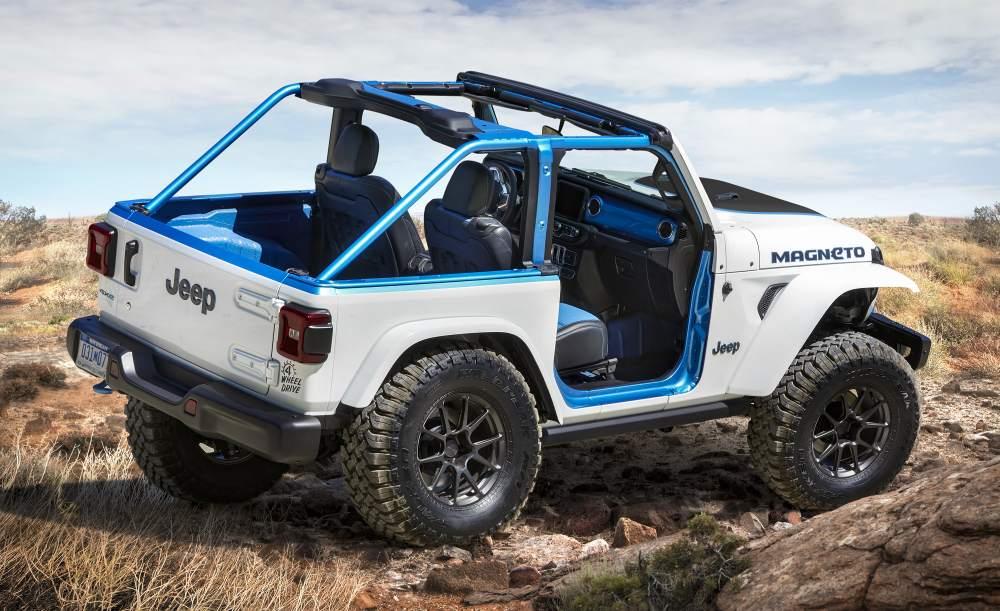 2021-es Jeep koncepciók