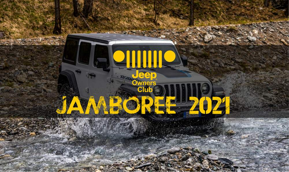 Jeep Owners Club Jamboree 2021