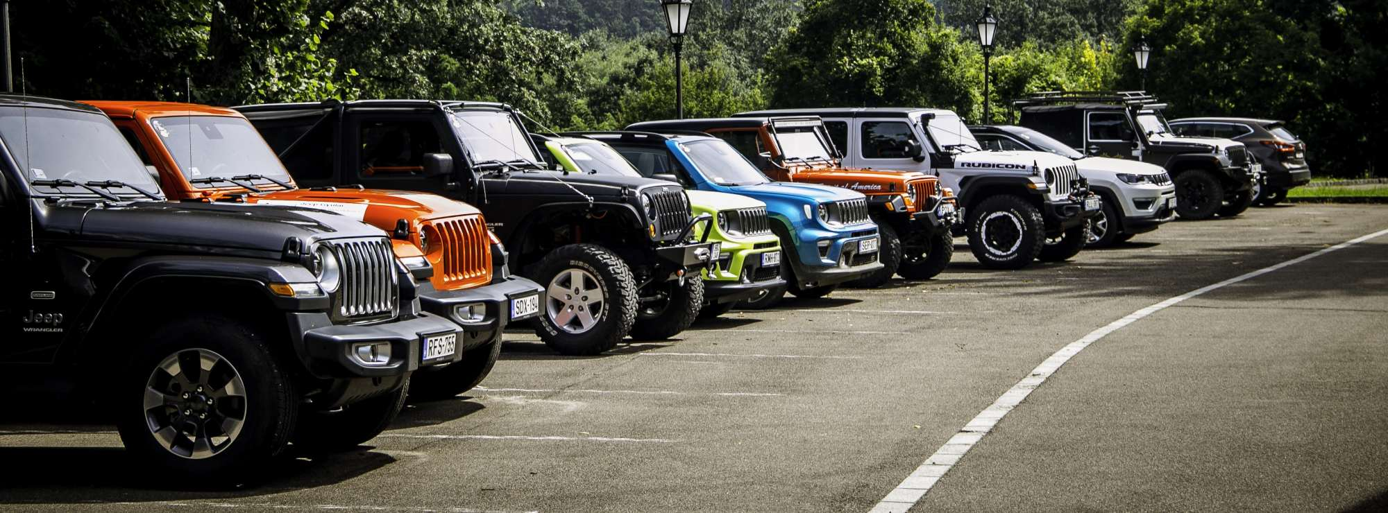 Jeep Owners Club Hungary