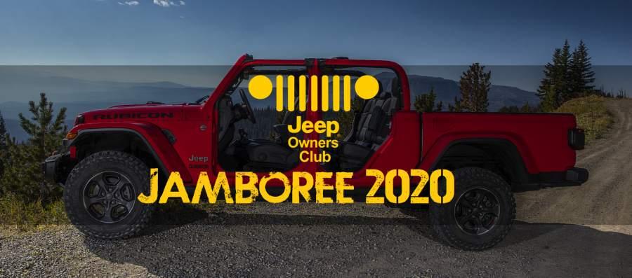 Jeep Owners Club Jamboree 2020.