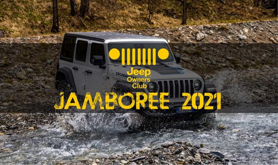 Jeep Owners Club Jamboree 2021.