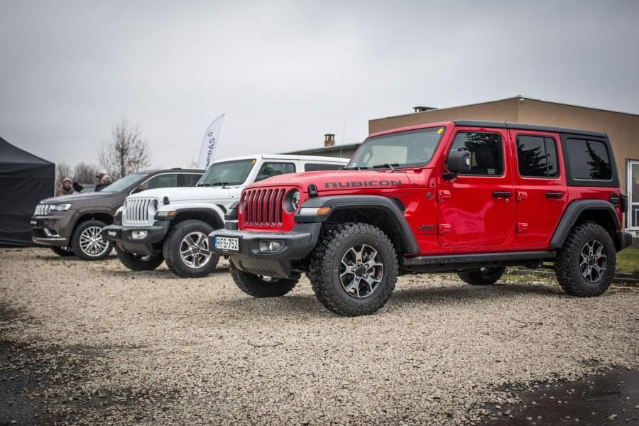 Jeep Owners Club tavaszi túra
